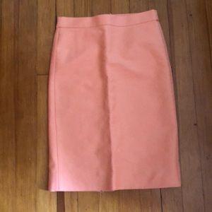 J. Crew pencil skirt.